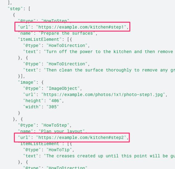 FAQ リッチリザルト 構造化データ