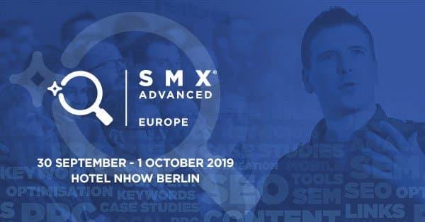 SMX Advanced Europe