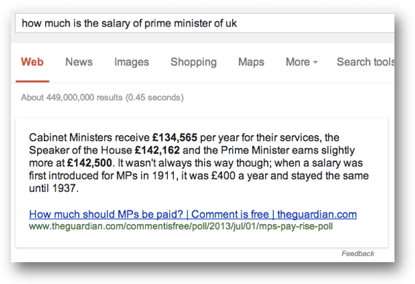 how much is the salary of prime minister of ukのワンボックス
