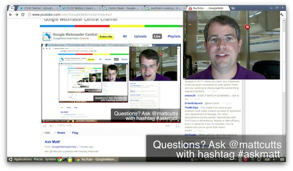 Ask Matt Cutts