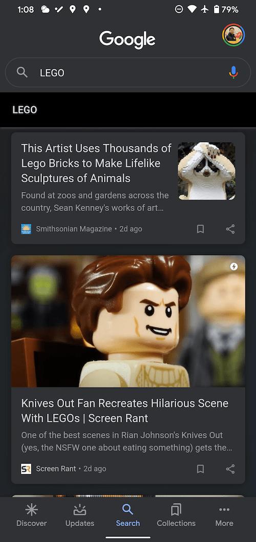 LEGO だけの Discover