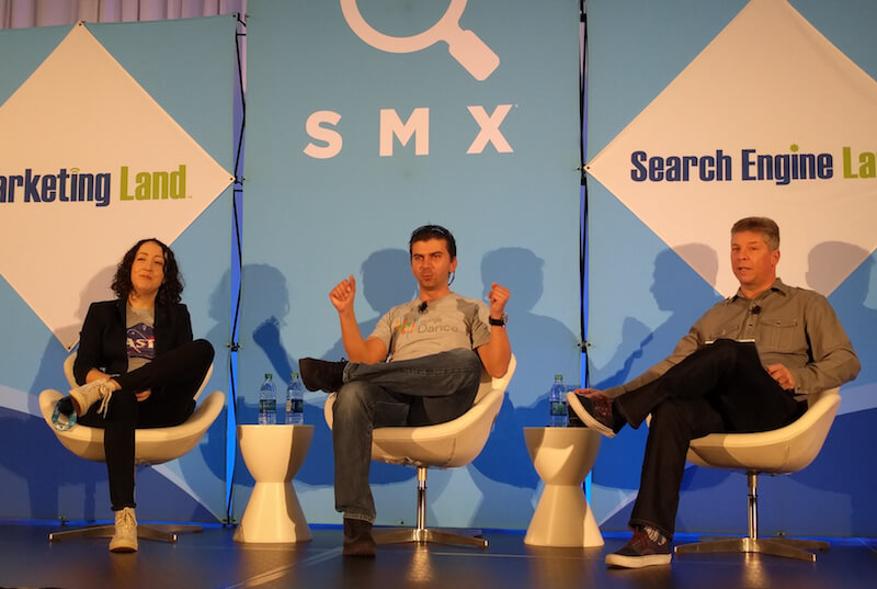 AMA with Googgle at SMX West 2017