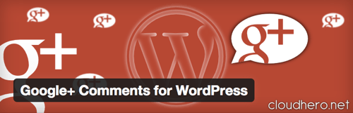 Google+ Comments for WordPress