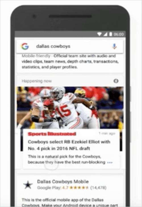 google リアルタイムに検索結果を表示するインデックスapiを準備中