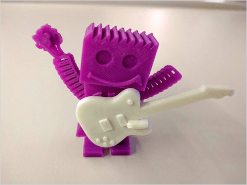 Googlebot with a Guitar