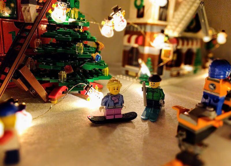LEGOクリスマス