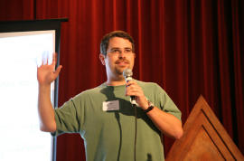 Matt Cutts at WordCamp 2007