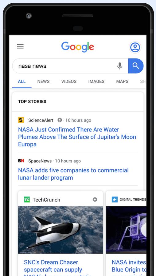 NASA News in TOP STORIES