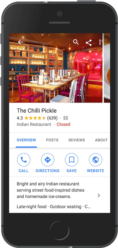The Chilli Pickle