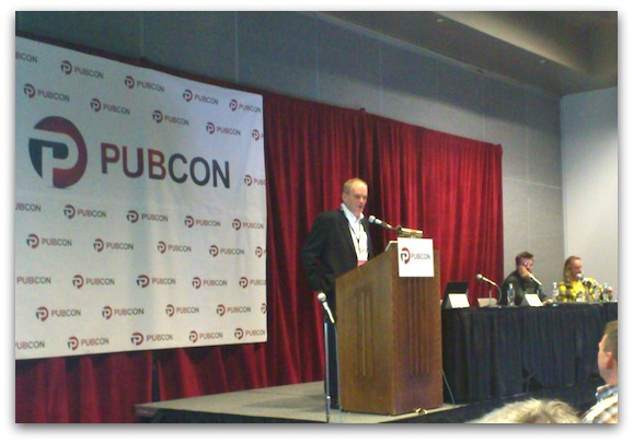 Ted Ulle のセッション at PupCon Las Vegas 2011