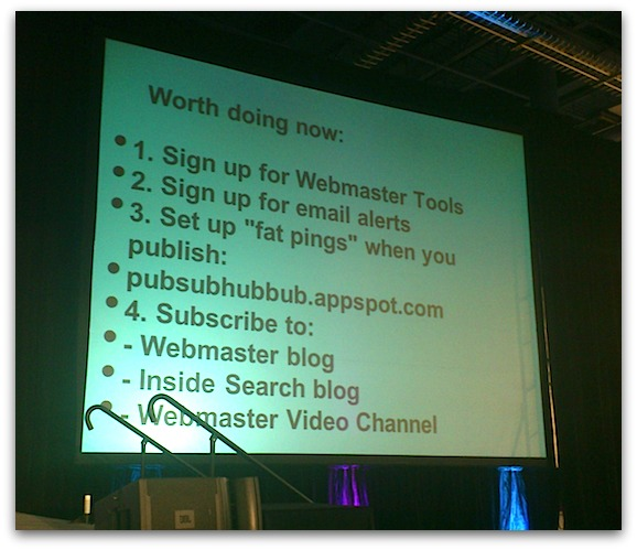 Worth Doing Now from PubCon