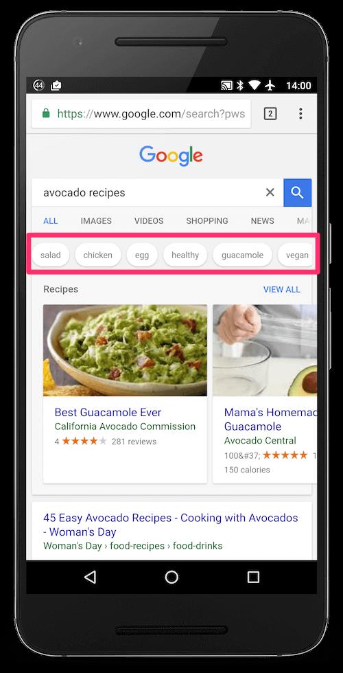 avocado recipesのレシピ検索結果
