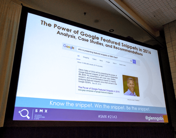 The Power of Google Featured Snippets in 2016