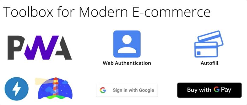 Tools for Modern E-Commerce