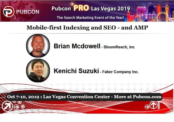 Pubcon Pro Las Vegas