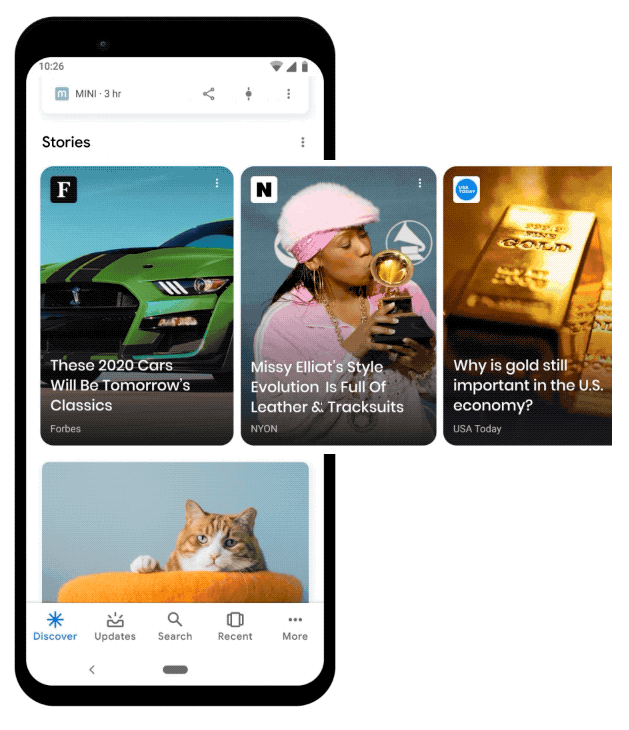 Web Stories to Discover