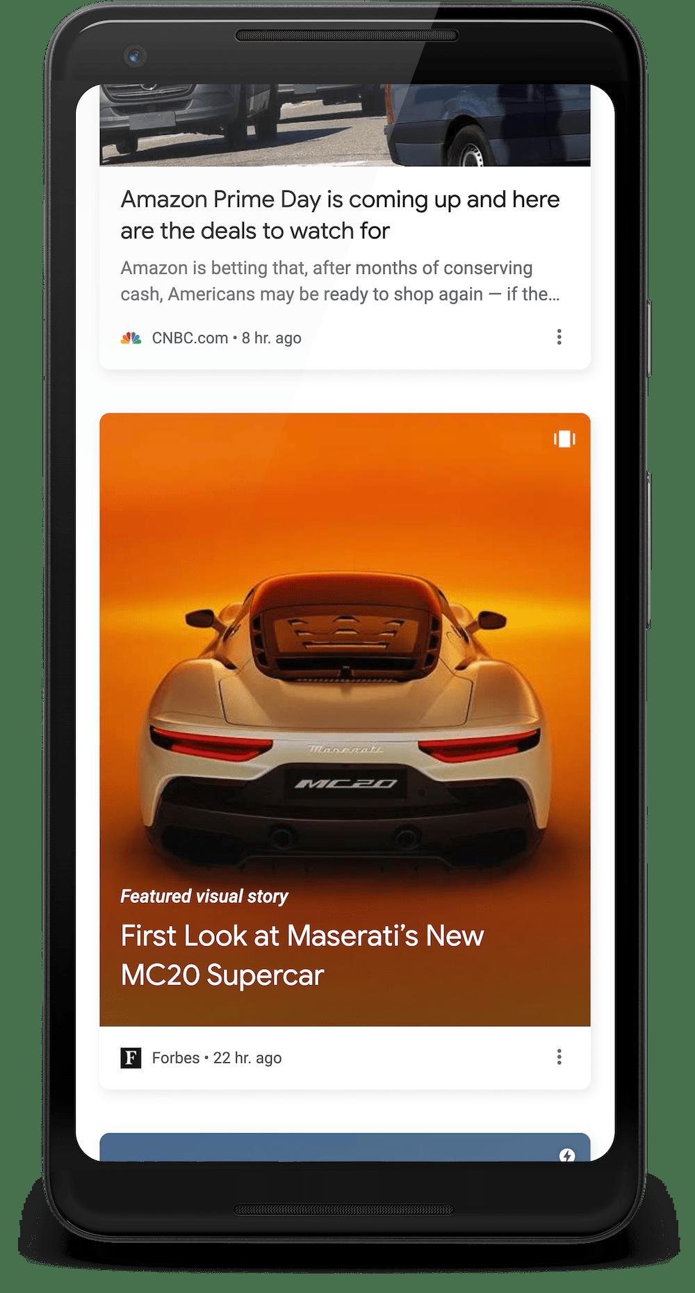 Maserati の Discover