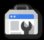 Googleウェブマスターツール ロゴ
